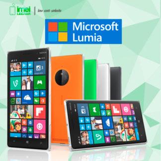 Lumia / Microsoft ARGENTINA