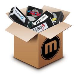 Créditos para BOX - Servers - Dongles